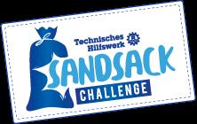 THW Sandsack Challenge Logo